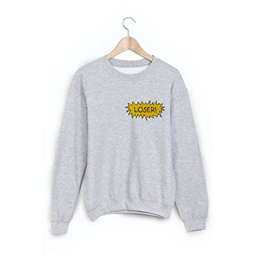 Sweat-Shirt citation Loser ref 1832 - S
