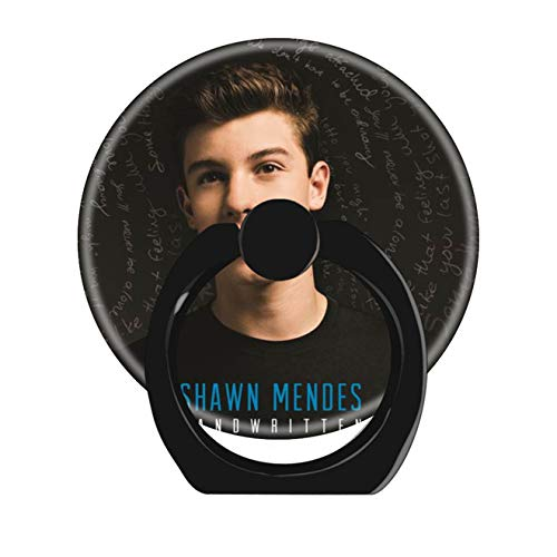 Smart Phone Stand Ring Holder Universal 360 Degree Rotating Finger Grip Kickstand for All Cell Phones Tablets-Shawn Mendes
