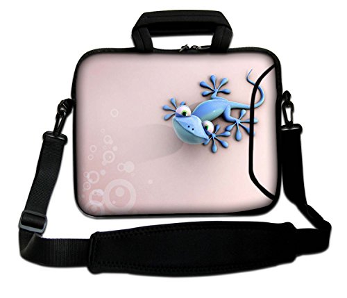 Macbook Pro Ibook Laptop Design Powerbook Strap For Unibody And With Bag Notebook Case Lizard Soft Shoulder Retina Macbook Handle Smiling Sleeve Aluminum Air Pro Apple awqdOw1