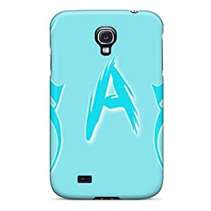 Premium JAo6756YUuJ Case With Scratch-resistant/ Logoa Case Cover For Galaxy S4