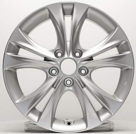 New 17 inches Replacement Alloy Wheel Rim Compatible with Hyundai Sonata 2011-2013