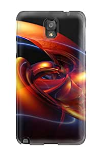 Awesome Case Cover/galaxy Note 3 Defender Case Cover(abstract)