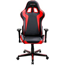 DXRacer OH/FH00/NR Formula Series Black and Red Gaming Chair - Includes 2 free cushions and on frame