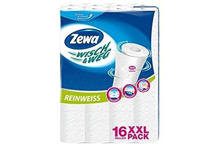 Amazon.com: Zewa Wisch und Weg paños de cocina 1 paquetes de ...