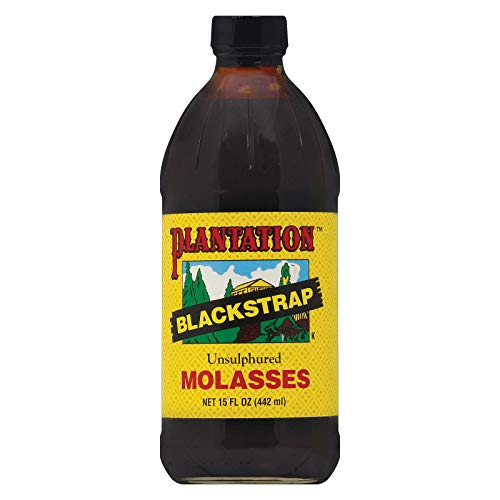 (Plantation Blackstrap Molasses, 15 oz)