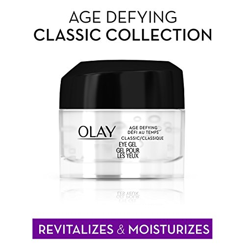41Q5lJJq1qL - Olay Age Defying Classic Eye Gel, 0.5 oz  Packaging may Vary
