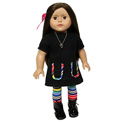 City Girl 18 Inch Doll - Beth