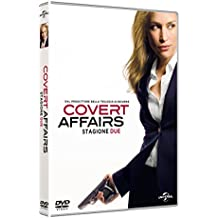 covert affairs - season 02 (3 dvd) box set dvd Italian Import