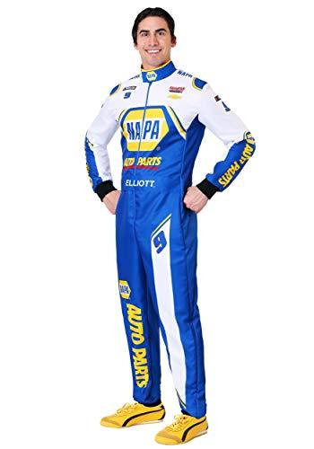 NASCAR Chase Elliott Men's Uniform Costume X-Large