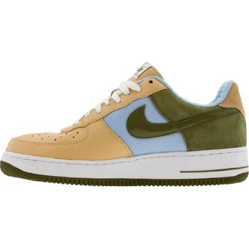 Nike Air Force 1 07 Low Premium Kool Bob Love 3 suede pilgrim ice blue Size 9.5 US by NIKE (Image #2)