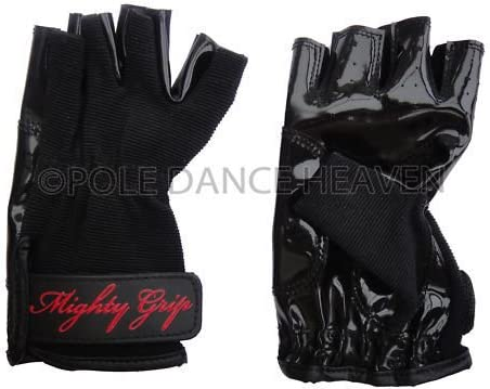 Mighty Grip Pole Fitness Tack Guantes para Spinning Polos ...