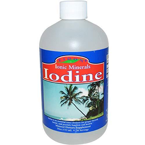 Iodine Ionic Mineral - 19oz. - Liquid