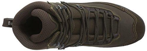 HanwagTorne GTX - Scarpe da Trekking e da Passeggiata Uomo Marrone (Braun (Parpas 840))