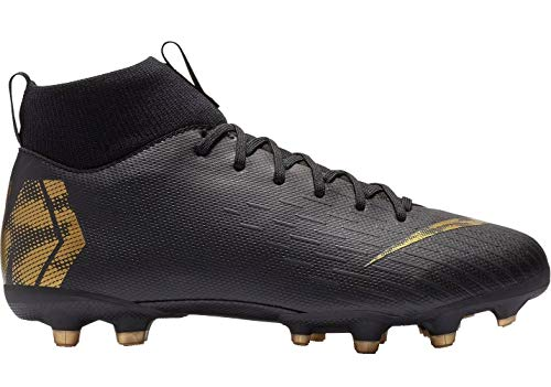 reputable site ec277 7ca8b Nike Youth Soccer Superfly 6 Academy Multi Ground Cleats (3.5 M US Big Kid)