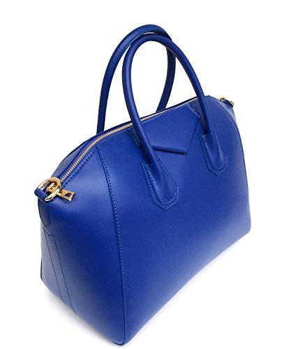 Bolso Superflybags Mujer Para Xl Azul De Asas PaOPqx7wS
