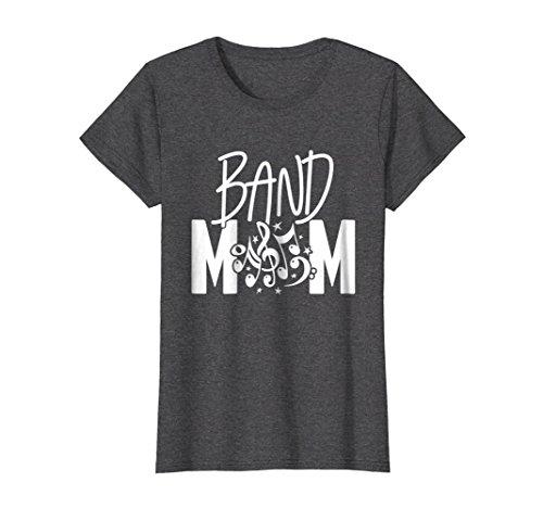 hirt - Marching Band Mother High School XL Dark Heather (High School Band T-shirts)