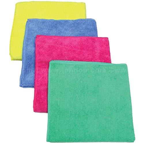 Microfiber Cloth, 16 x 16, 300 Gram (80 Units)