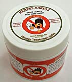 Herpes Arrest Treatment Salve for Genital Herpes, Cold Sores & Shingles by Hannah Yoseph, MD Maker of Best-Selling Herp-B-Gone