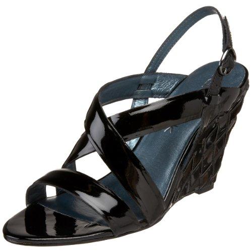 Daniblack Kvinners Vista Sandal Sort