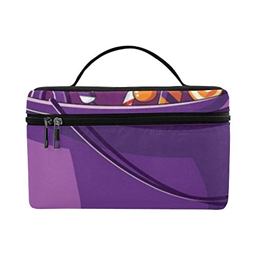 Halloween Vintage Poster Trick Treat Lunch Box Tote Bag Lunch Holder Insulated Lunch Cooler Bag For Women/men/picnic/boating/beach/fishing/school/work ()