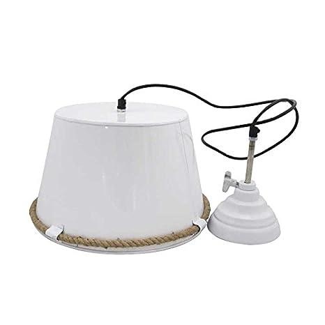 Better & Best 0242952 - Lámpara de techo con cuerda, color ...