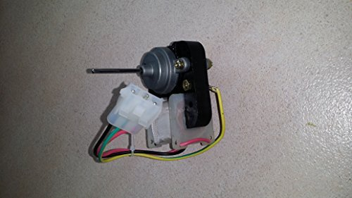 (NEW REFRIGERATOR CONDENSOR FAN MOTOR FOR GE HOTPOINT KENMORE SEARS Part # WR60X10168, AP3855309, WR60X10028, 1170105, AH967022, EA967022, PS967022, WR60X10018, WR60X10021, WR60X10061, WR60X10153 )