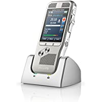 Philips DPM8200 Digital Pocket Memo with Speech Exec Pro Dictation Software and SR Module