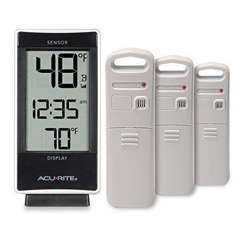 AcuRite 01090M Multi Sensor Thermometer Temperature