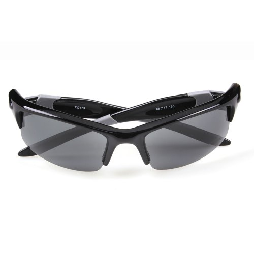 Excellent Polarized UV400 Unbreakable High Quality Smoked Lens Sunglasses Anti Scratch Glasses For Youth Men Women Unisex With Black Case