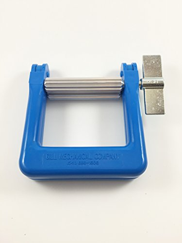 Medium Duty Metal Tube Wringer By Gill Manufacturing (Duty Roller)