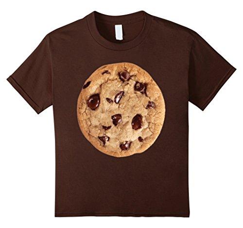 Kids Cookie last minute Halloween funny matching costume tshirt 8 (Last Minute Halloween Food)
