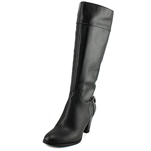 5 Knee Fashion Size Toe Boots Boelyn Black Womens Closed 7 Over Bernini Giani wx7OpFFq