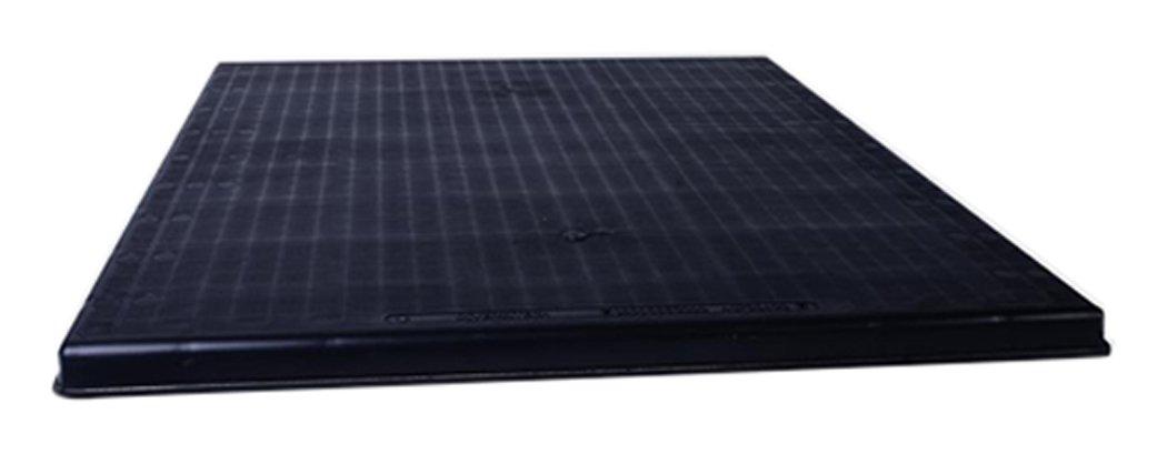 "DiversiTech ACP36363 The Black Pad, 36"" x 36"" x 3"""