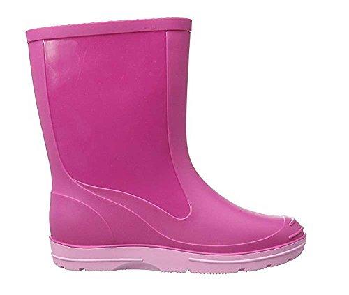 Beck Basic 486 - Botas plisadas para niños Pink (pink 06)