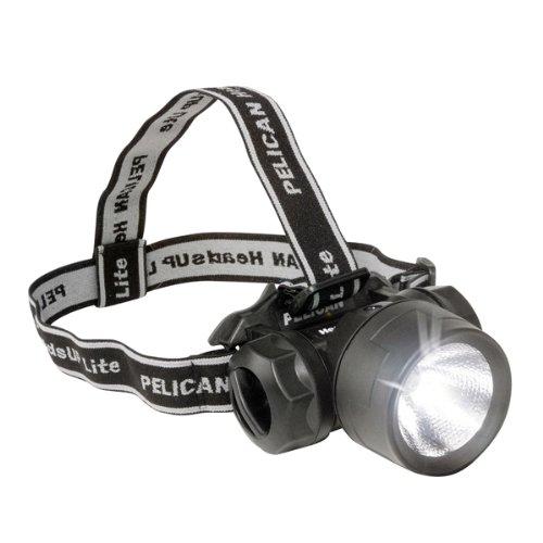 (Pelican HeadsUp Lite 2600 Headlamp, Black)