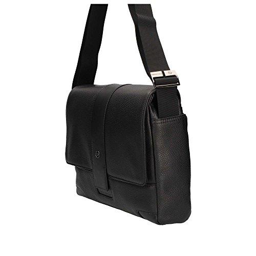Piquadro Bolso bandolera, negro (negro) - CA4001S86/N
