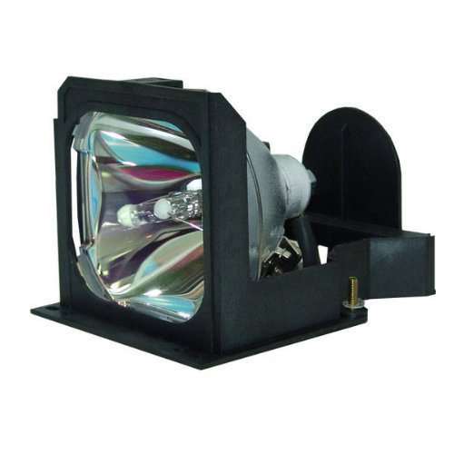 GloWatt VLT-X70LP Projector Replacement Lamp With Housing for Mitsubishi Projectors