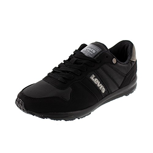 Brilliant 227240 60 Black 1920 Baylor Shoes Levi´S Negro Levi's wYZ7xHAH
