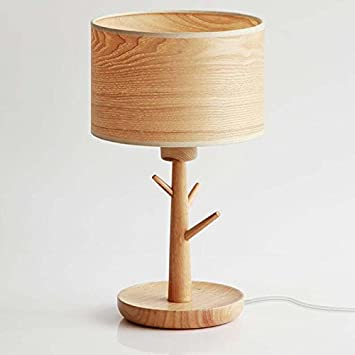Tianmo Modernes Kreatives Wohnzimmer Schlafzimmer Nachttischlampe