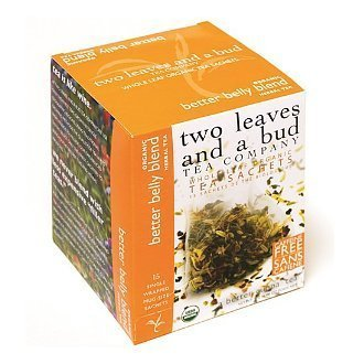 Two Leaves And A Bud B30368 Two Leaves And A Bud Better Belly Blend -6x15 Bag by Two Leaves and a Bud ()