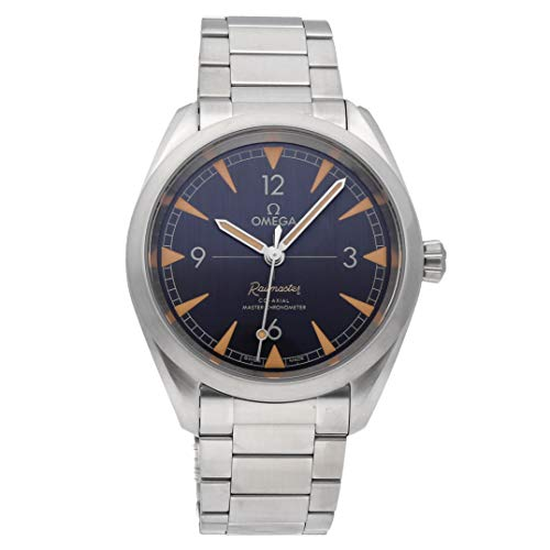 Omega Seamaster Mechanical (Automatic) Black Dial Mens Watch 220.10.40.20.01.001 (Certified Pre-Owned)