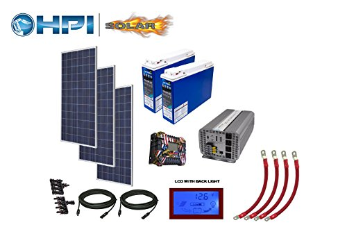 3360 Watt Solar Panel System - Complete Kit for DIY by HPI SOlar