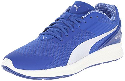 PUMA-Mens-Ignite-V2-Pwrcool-Running-Shoe-Surf-The-WebPuma-Silver-95-D-US