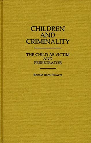 book cover of Children and Criminality
