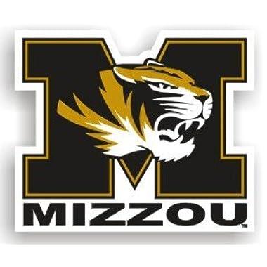 Missouri Tigers MIZZOU MU NCAA 12  Car Magnet