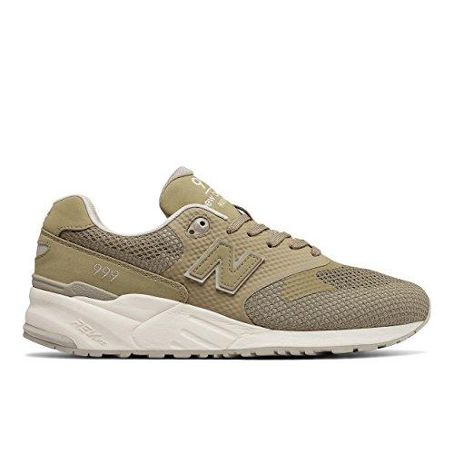 New Balance , Herren Sneaker mehrfarbig Bianco 43.0