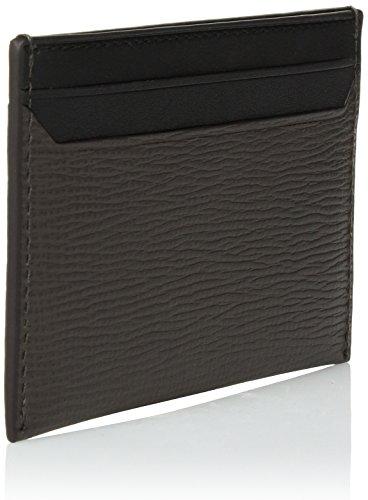TUMI Men's Monaco Slim Card Case, Taupe, one size by Tumi (Image #2)