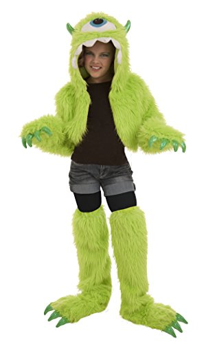 Tween Creature Costumes Set (Princess Paradise Mikey Shrug Costume Set, Multicolor, Tween 14/16)