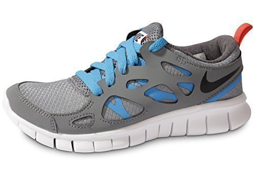 40d8d28545bd Nike Free Run 2 (GS) Running Trainers 443742 Sneakers Shoes (UK 5 US 5.5Y  EU 38