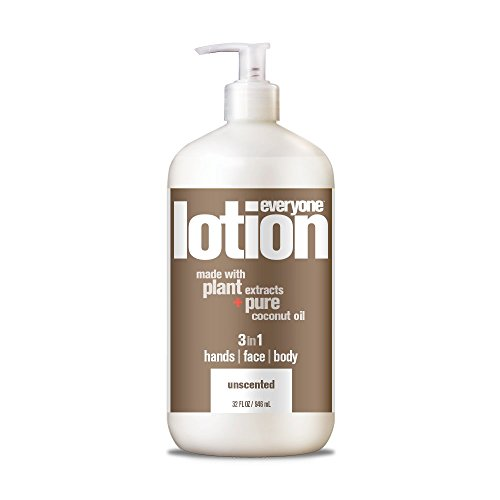 Everyone Body Lotion, Unscented, 32 Ounce ()